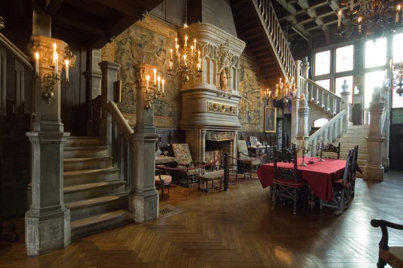 La maison de pierre loti se visite en 3d association for Interieur maison en pierre