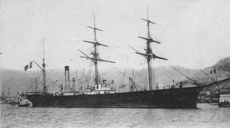 12 - navire du type MOSELLE
