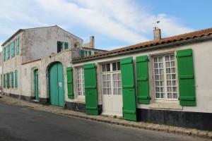 Maison des aïeules-LOTI - Saint Pierre d'Oléron