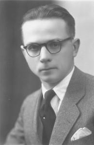 Fernand Laplaud vers 1936