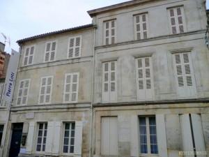 maison de Pierre Loti à Rochefort