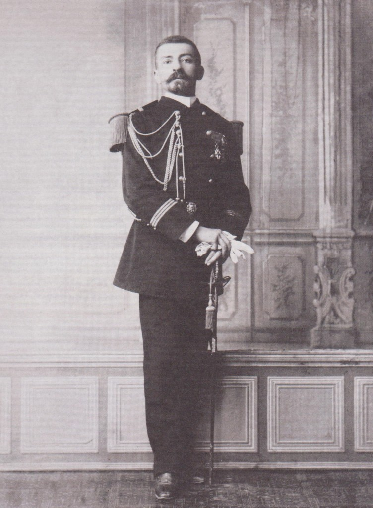 1882. En lieutenant de vaisseau
