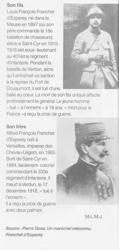 Les Franchet d'Esperey - 2