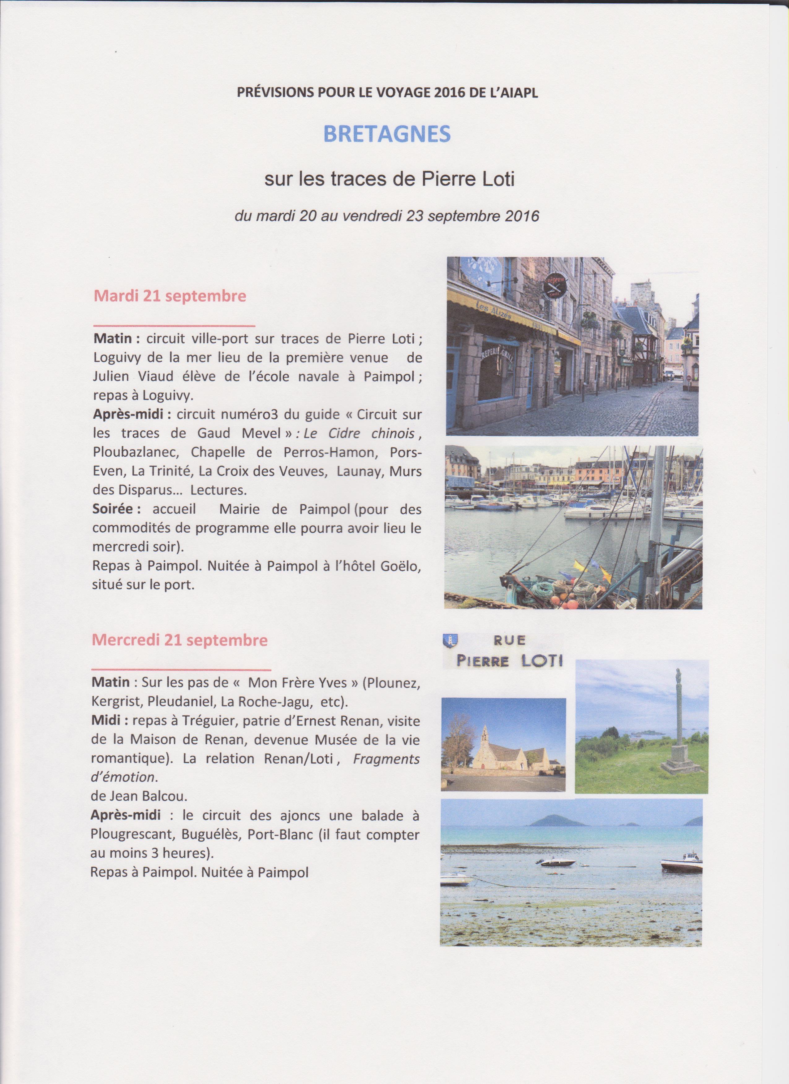 voyage Bretagne 2016 - page 1