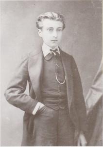 Julien Viaud à 17 ans
