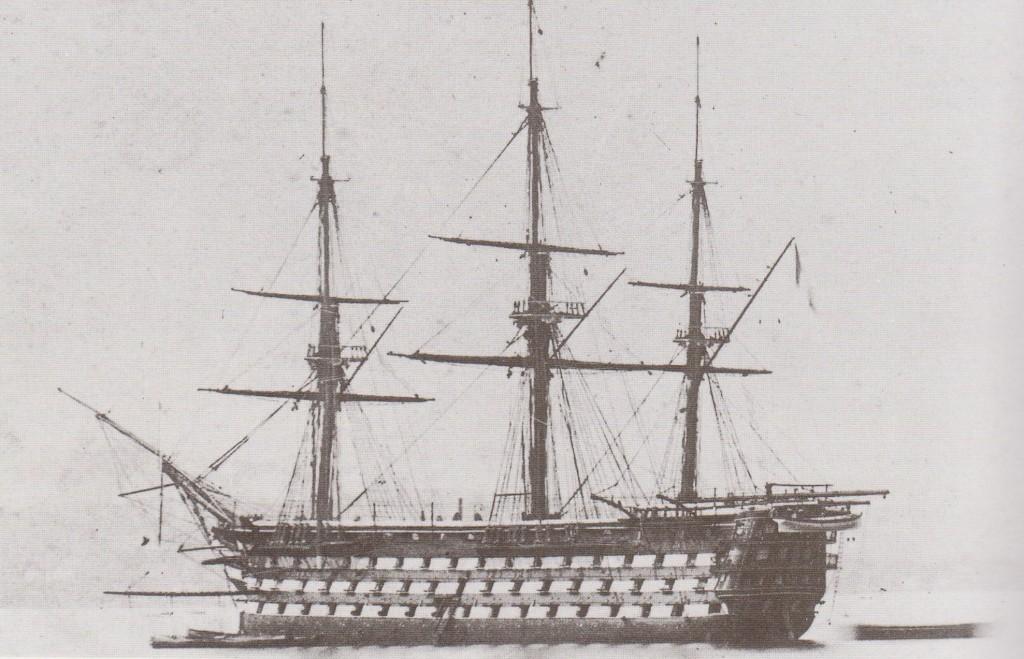 Le Bretagne (vaisseau-école)