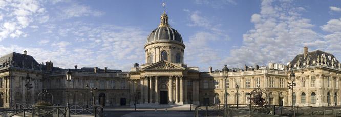Photo récente Académie française