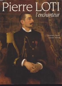couverture Pierre Loti l'enchanteur
