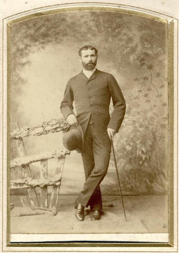 Pierre Scoarnec - Portrait