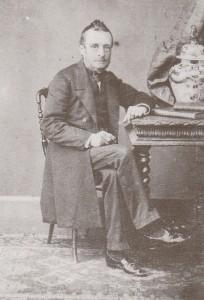Portrait Théodore Viaud