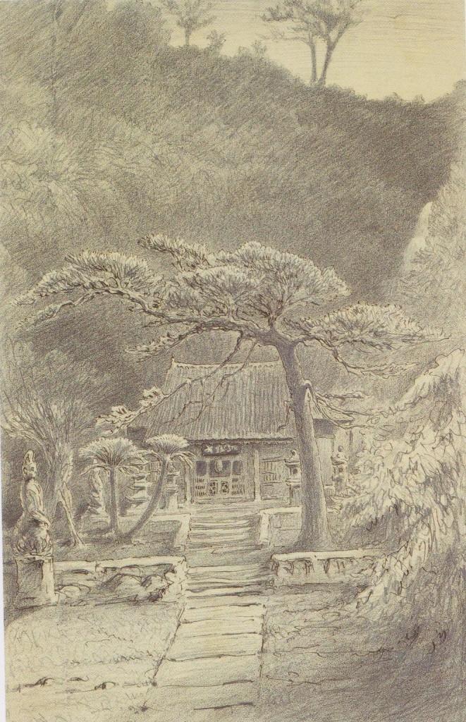 JV-Temple Nagasaki-1885-p133