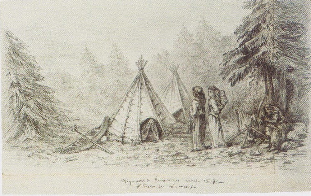 JV-Wigwams Canada 1870-p161