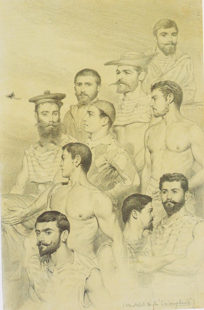 JV-sur Triomphante-1885-86-p108