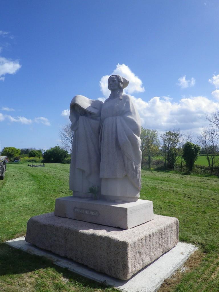 Statue Vves Islandais 28-4-17-Lequéau