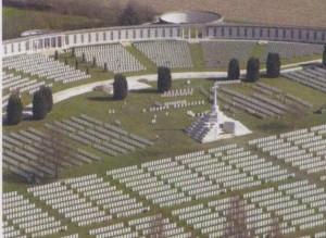 Cimetière Anglais Tyne Cot Cemetery - Bel2c