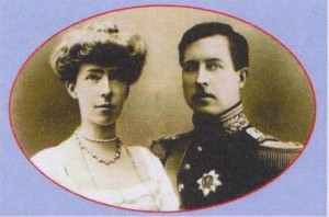 Couple royal Albert 1er-Bel1b