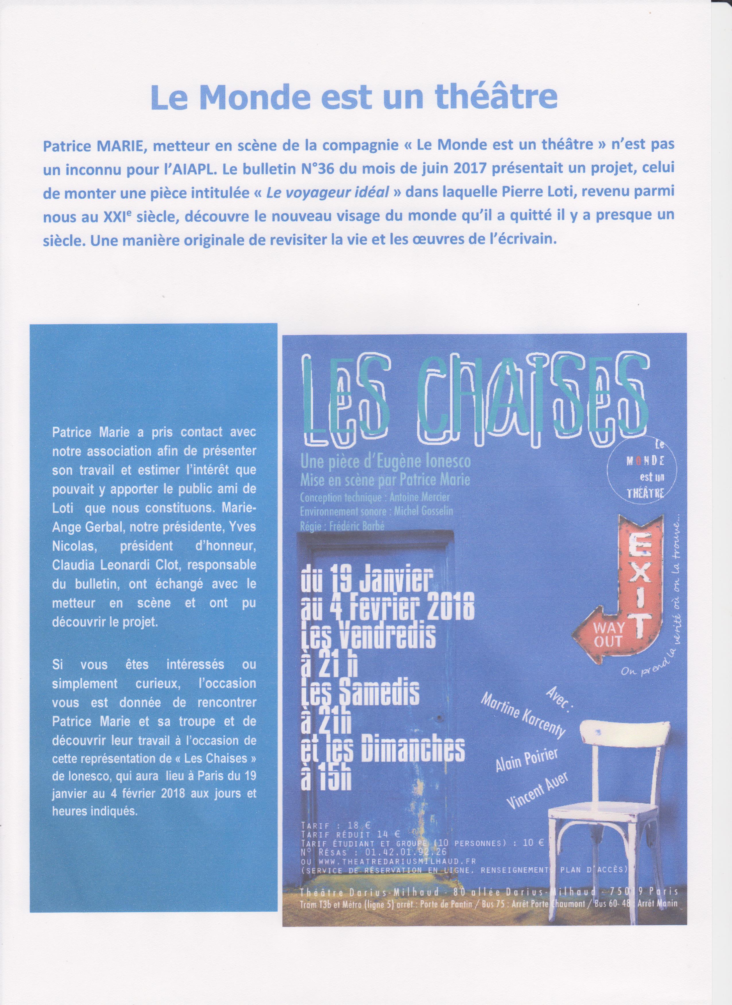 Le Monde est un théâtre-Claudia-dernière versioj corrigée