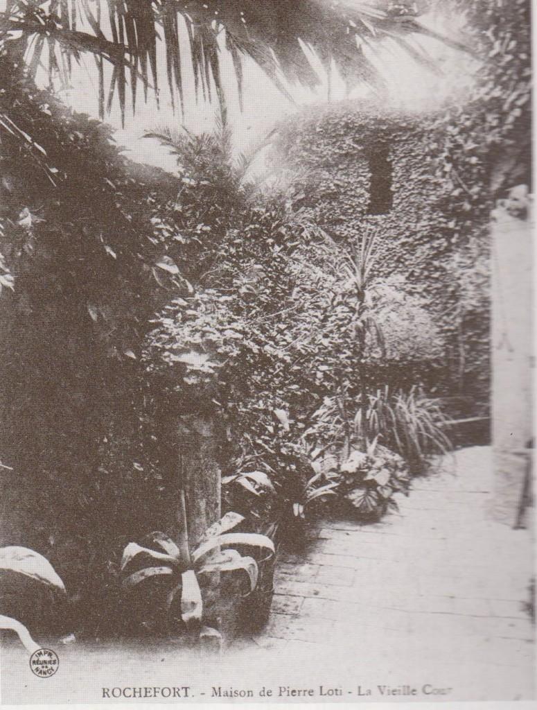 Maison Loti vieille cour