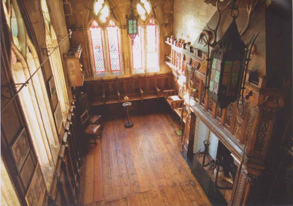 salle gothique 4ax