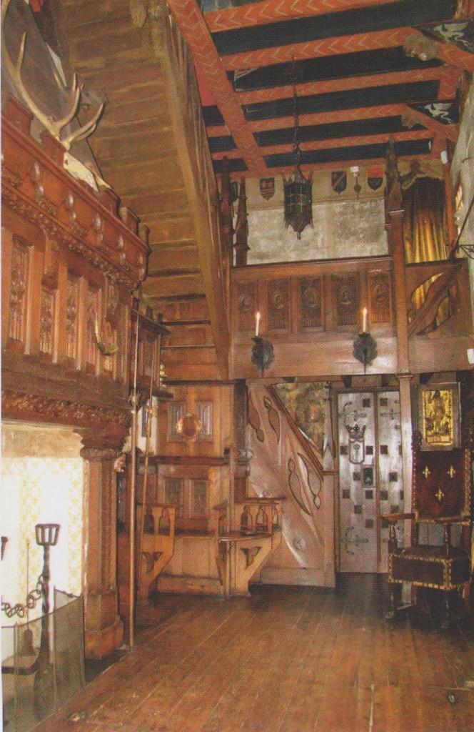 salle gothique 4cx
