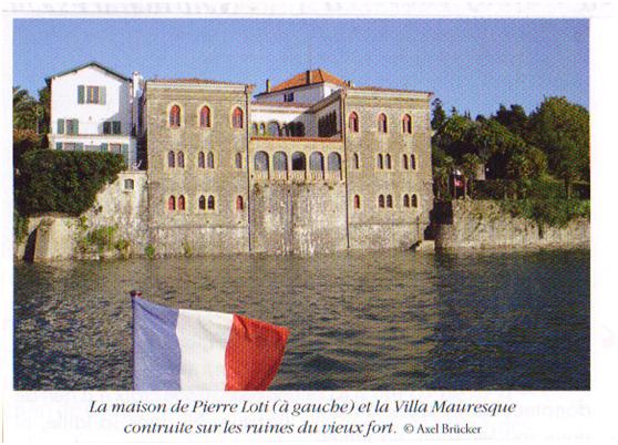 Maison Loti-Villa Mauresque