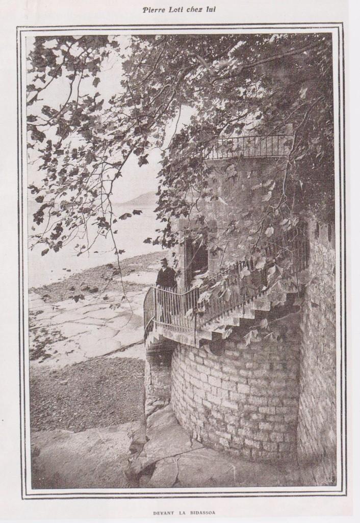 la tourelle Bakar