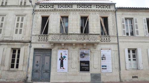 façade maison Loti 14-6-2018