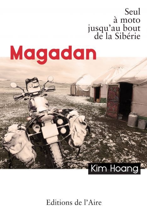 Couverture Hoang Magadan