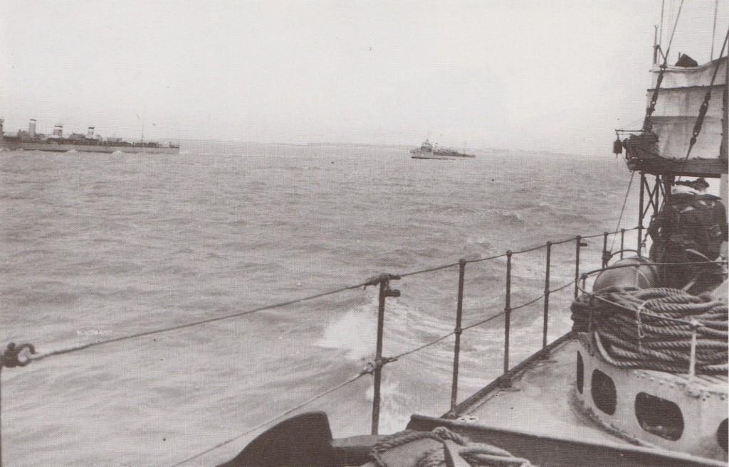 3-Escorte 4 torpilleurs