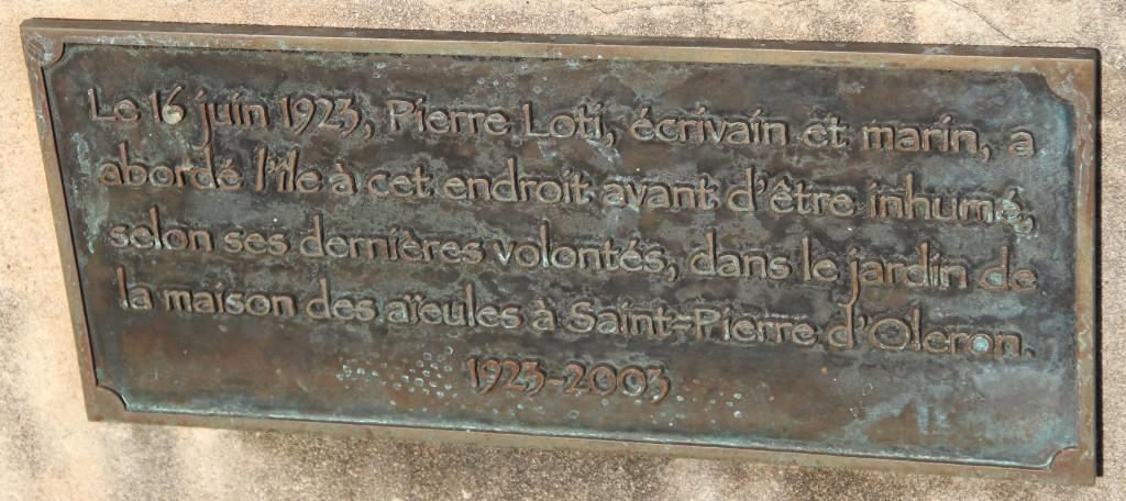 Boyardville-plaque