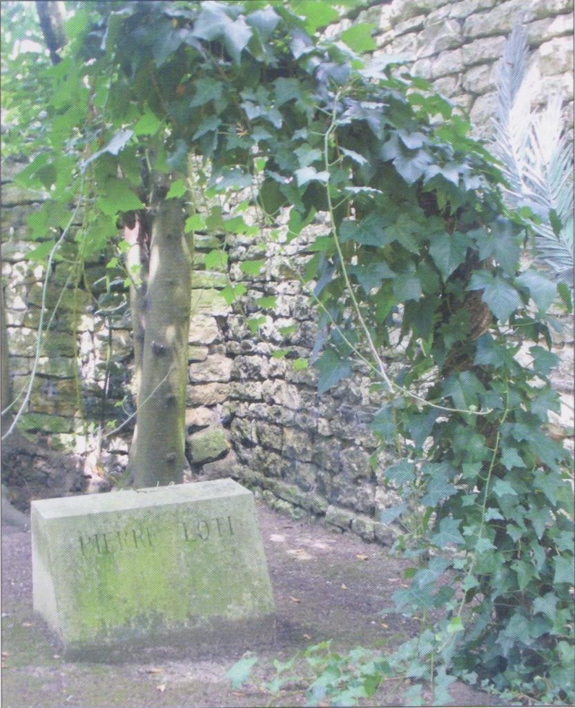 Tombe de Loti