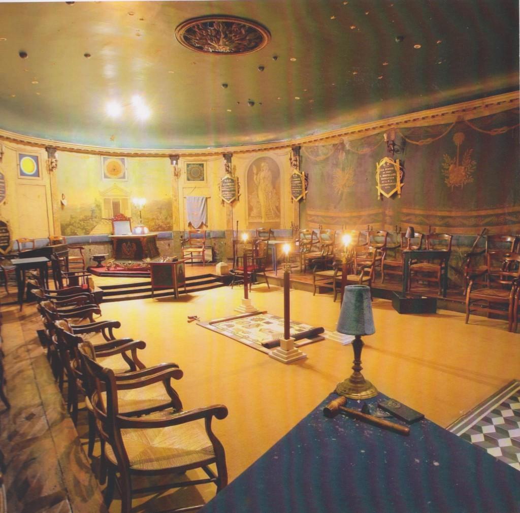 28-Loge maçonnique-l'Accord Parfait-Rochefort