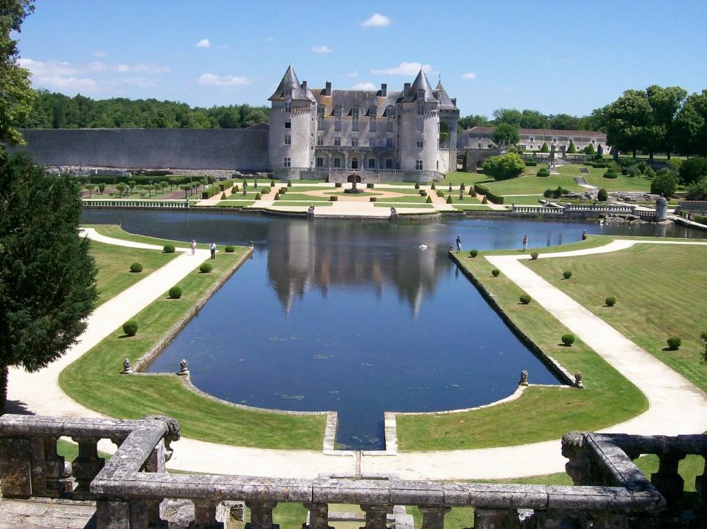 Château Roche Courbon du Belvédère