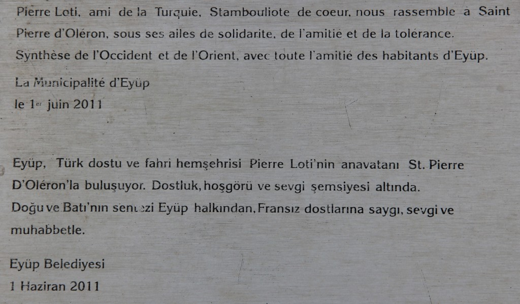 Saint Pierre d'Oléron et port de Saint Denis 22 008a