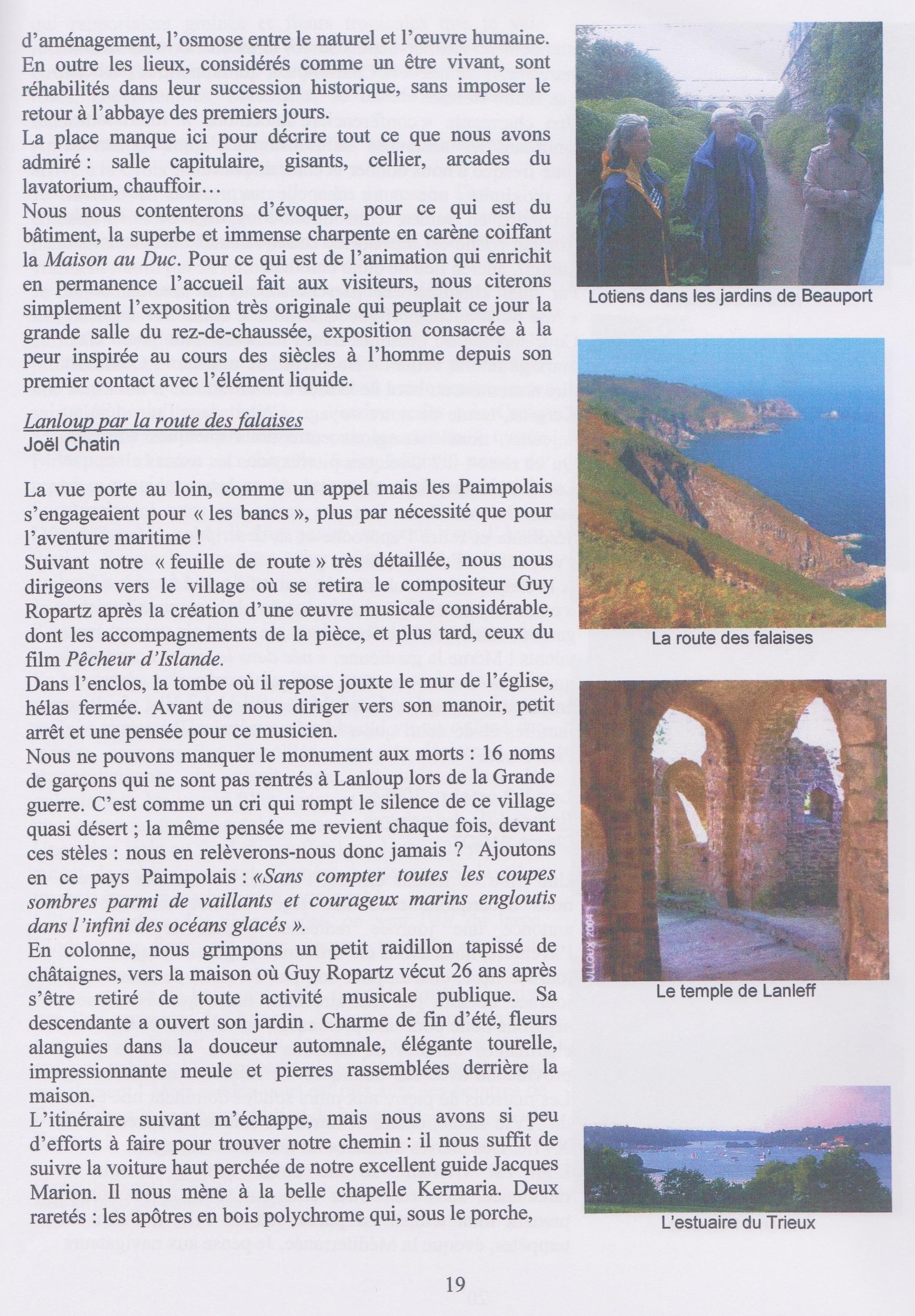 Voyage Paimpol 2006-page 19