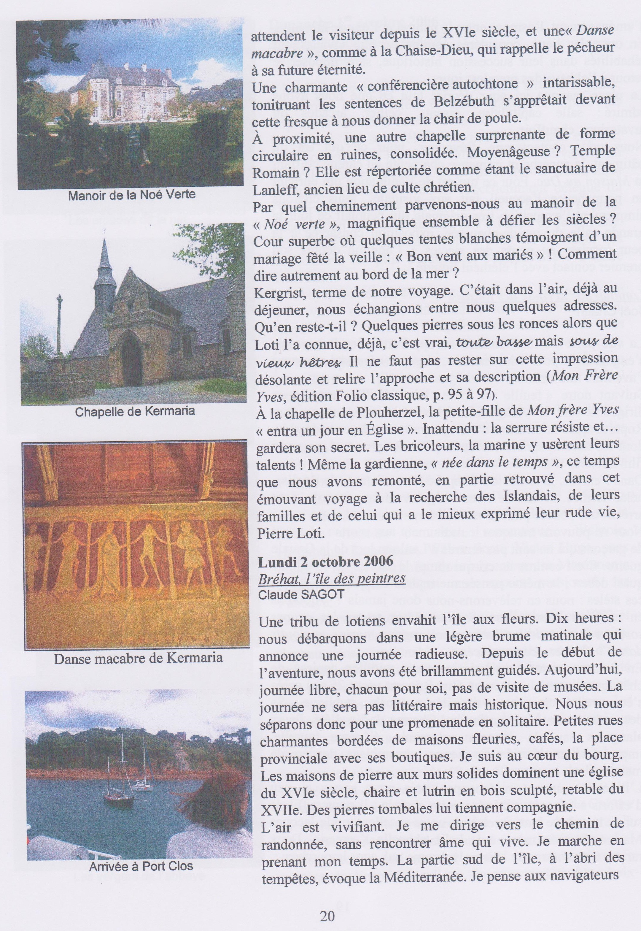 Voyage Paimpol 2006-page 20