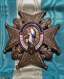 Chevalier de l'Ordre de Carlos III