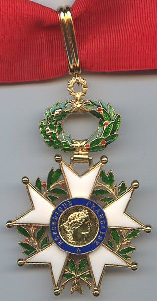 Commandeur Ordre Légion d'Honneur-copyright
