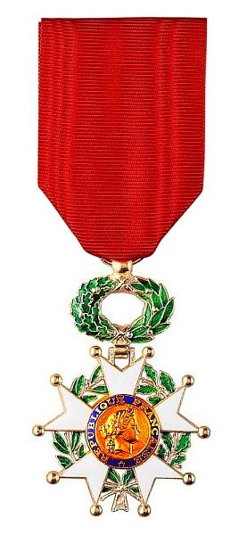 Croix legion honneur Chevalier-copyright