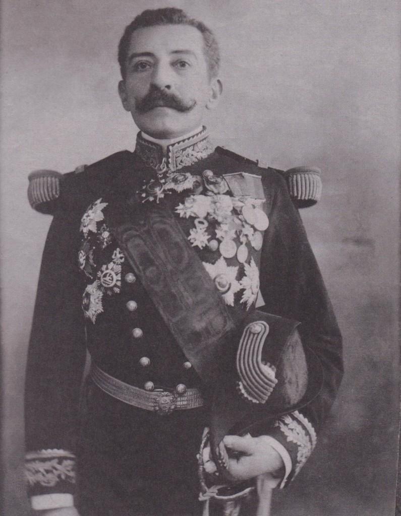 Loti vers-1900-capitaine-Frégate-officier Légion honneur