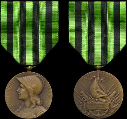 Médaille de campagne 1870-1871-