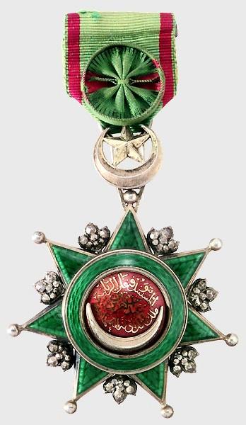 l'Ordre de l'Osmanié