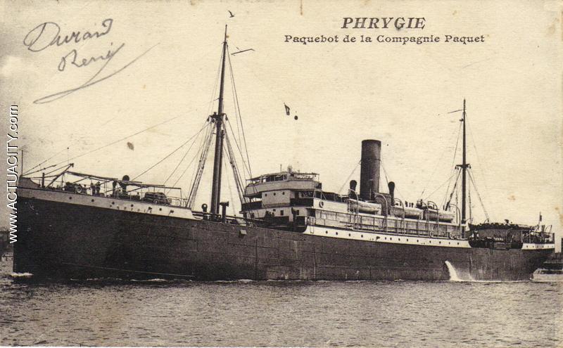 Paquebot Phrygie