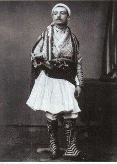 Pierre Loti à Salonique-juin 1876-collection Maison Pierre Loti