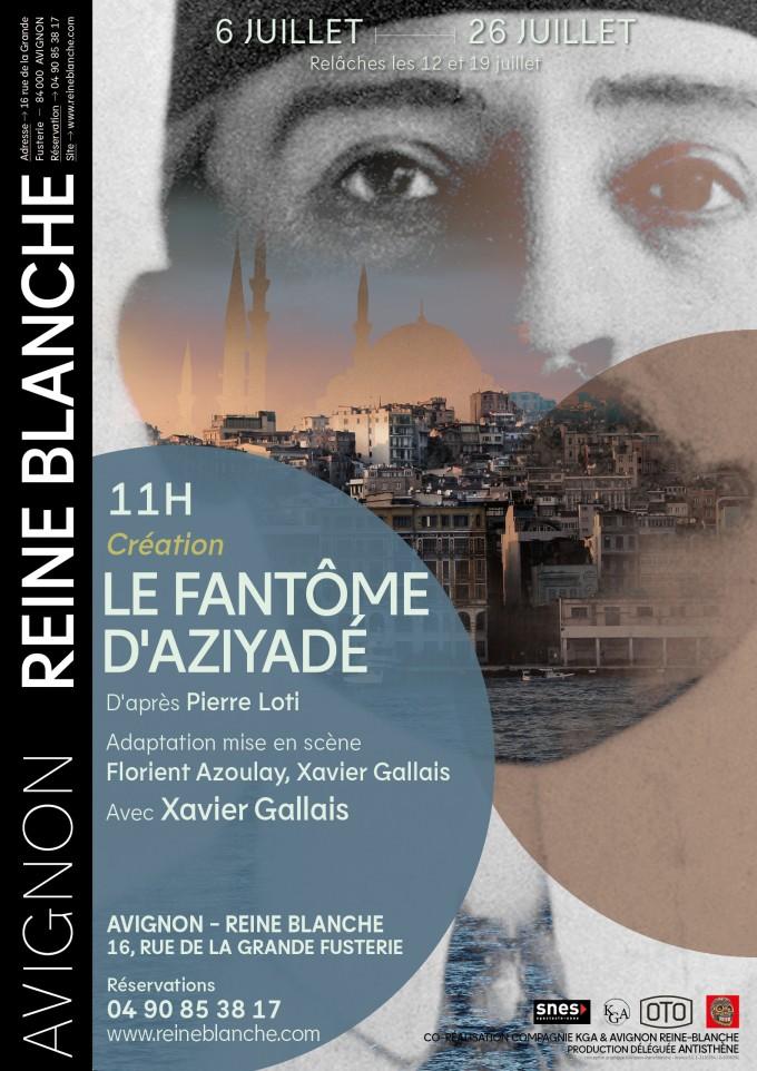 Fantôme Aziyadé-Reine Blanche-2