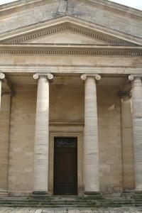 33- 22 9 12 Temple des Chartrons, façade