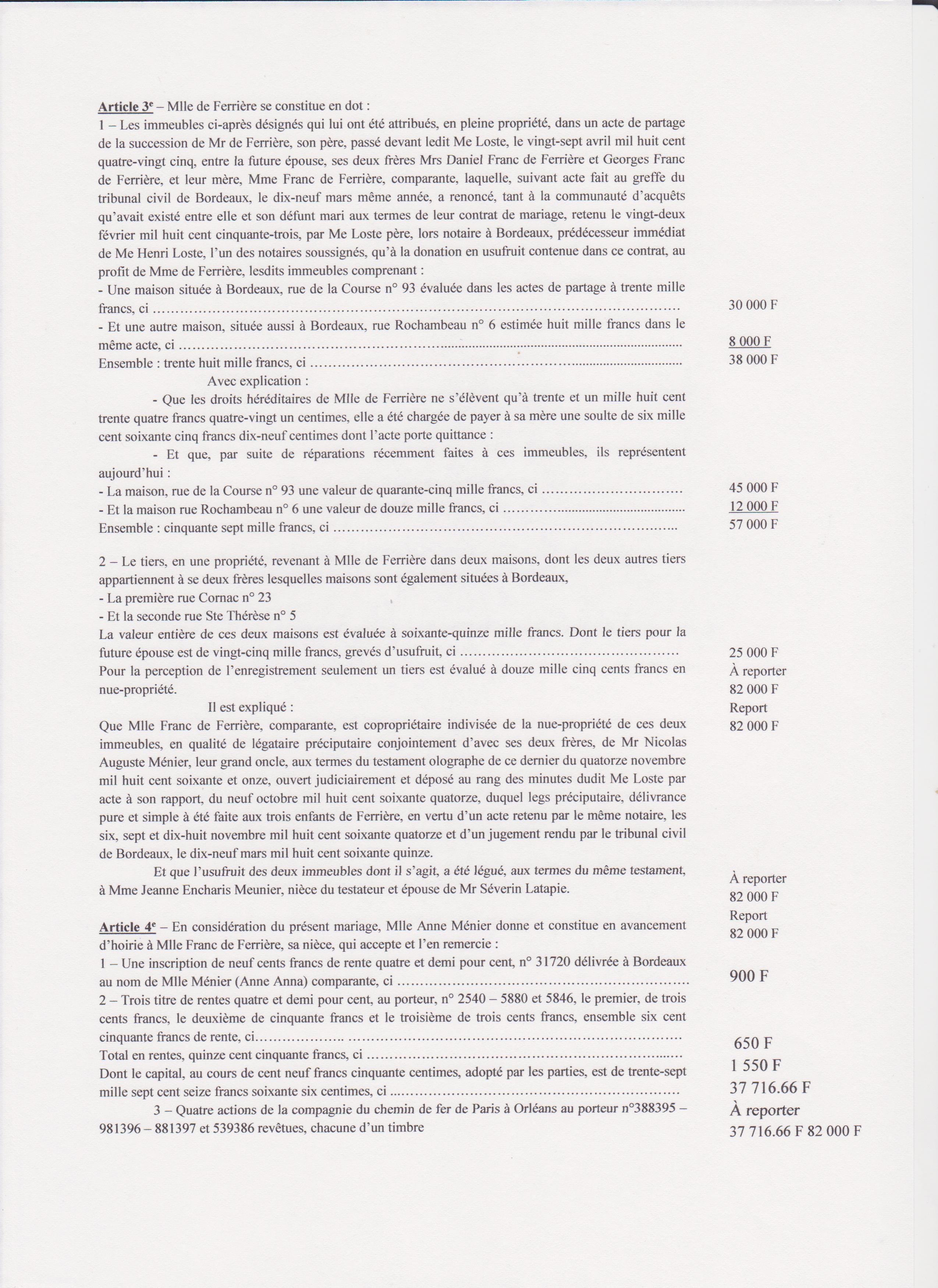 Contrat Mariage 4