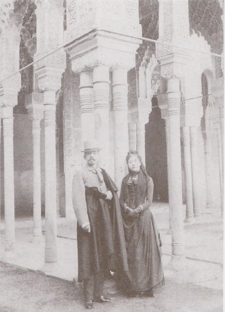Mariage Blanche et Pierre Loti-a