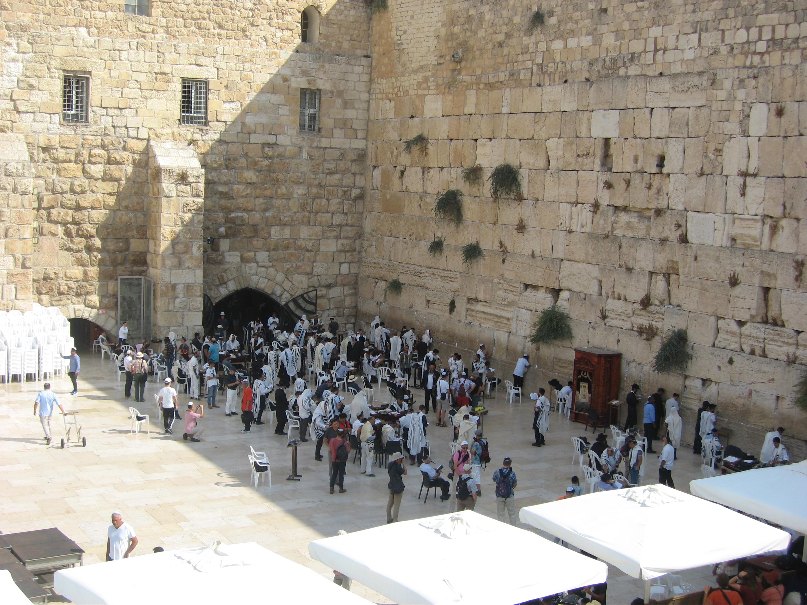 12-Le Mur des Lamentations