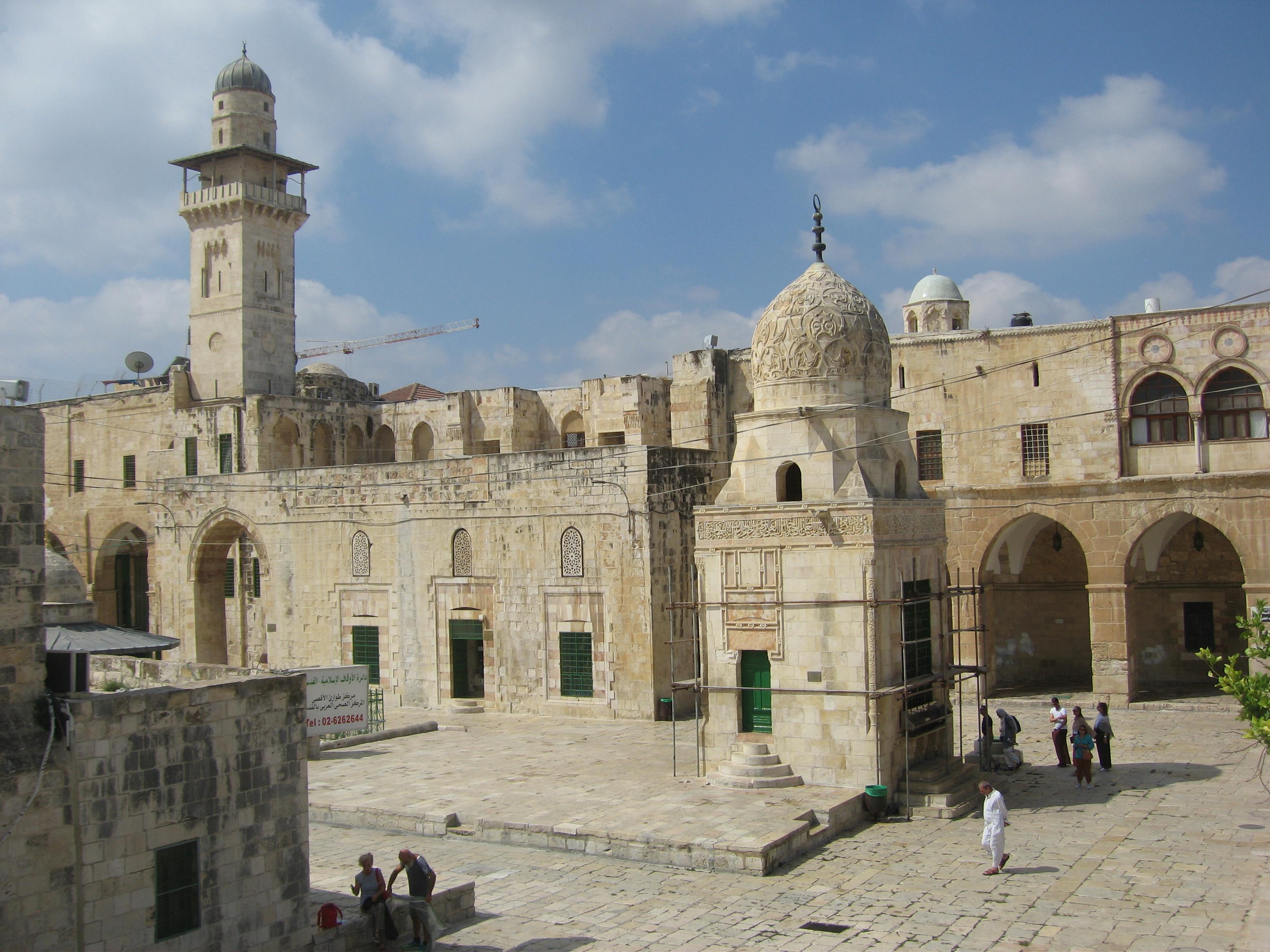 14-Partie de l'Esplanade des Mosquées